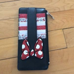Disney wallet/lanyard
